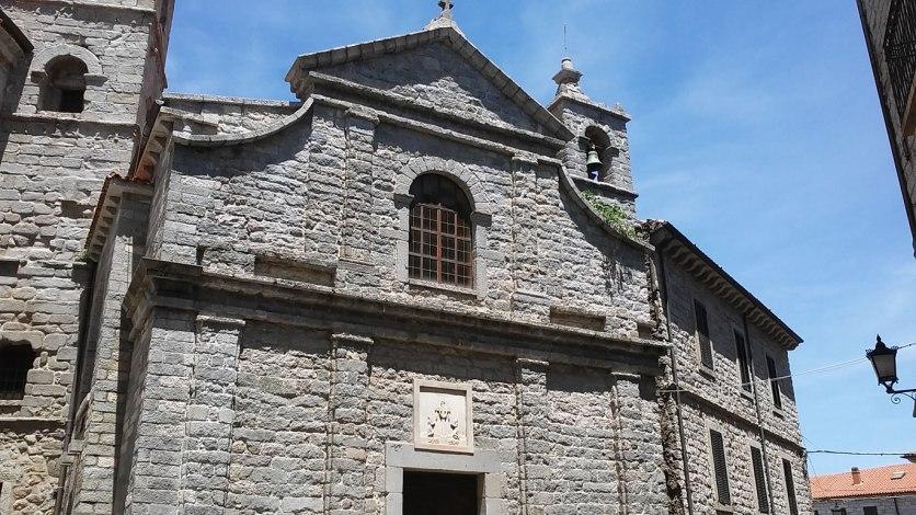 Tempio Pausania Granit