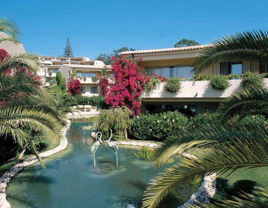 Vila Palmeira Garten