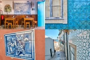 Azulejos in Portugal