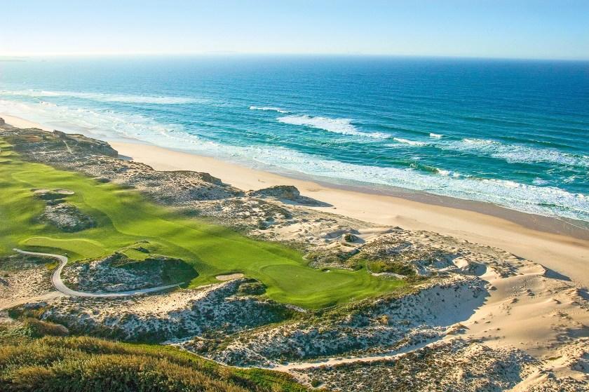 Golfplatz Praia d'El Rey Loch 15