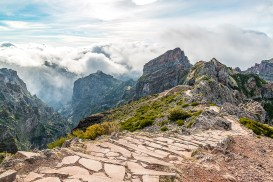 Wolken Pico d'Arieiro