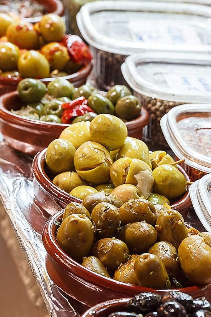 Oliven aus Spanien