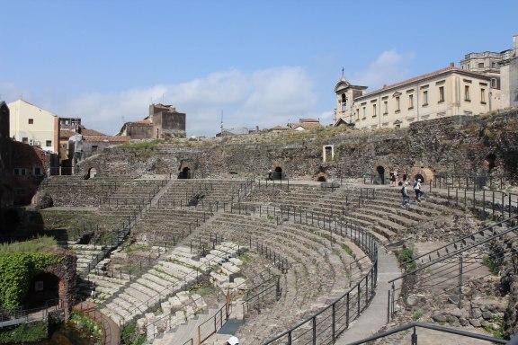 Teatro Romano in Catania