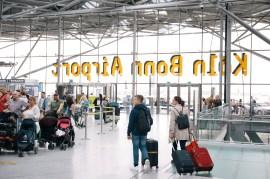 Terminal Flughafen Köln-Bonn