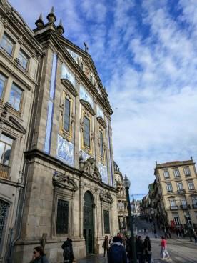 Kapelle der Seelen Porto