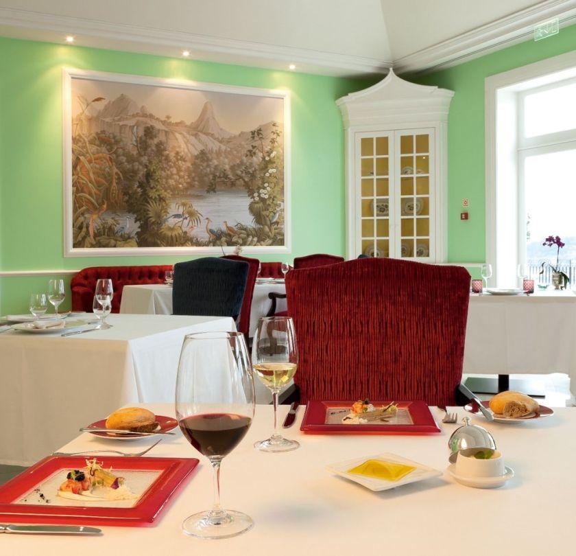 Restaurant Yeatman in Porto