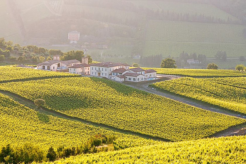 Hotel Borgo Condé Wine Resort