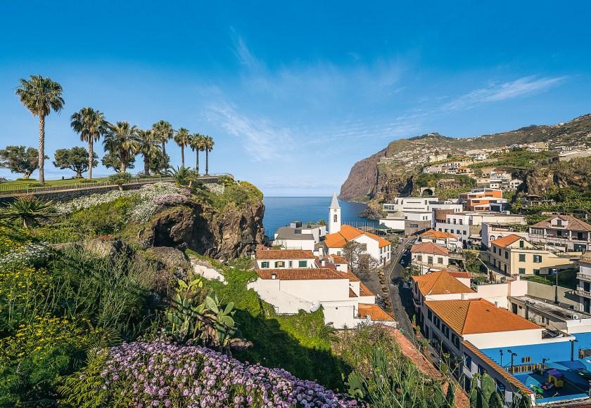 Câmara de Lobos auf Madeira