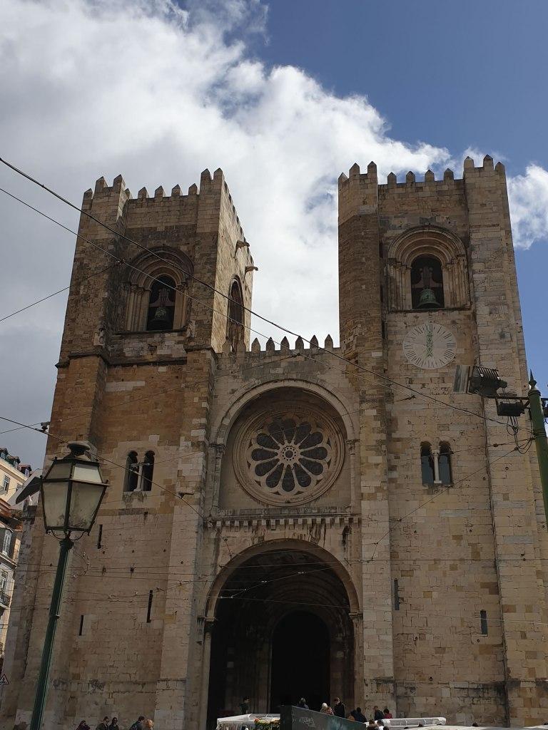 Kathedrale Sé von Lissabon