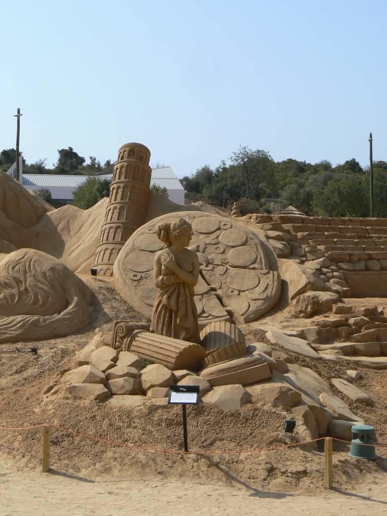 Italien Sandcity