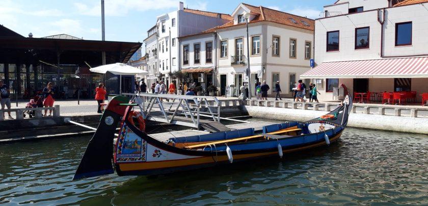 Boot in Aveiro