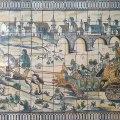 Azulejo in Lissabon Museum