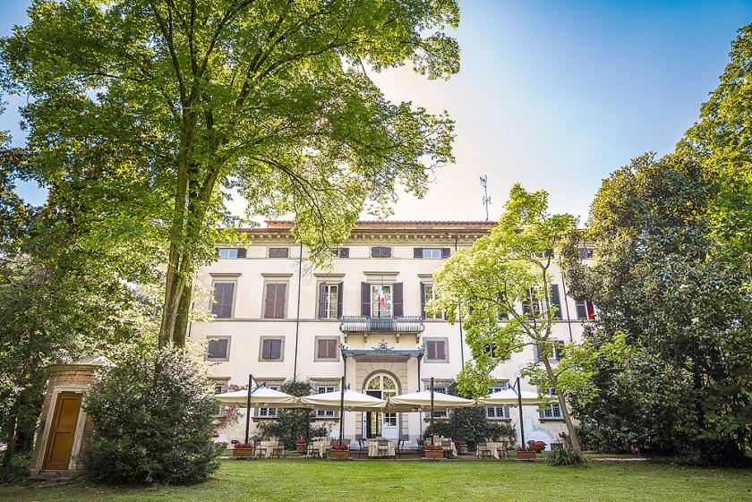 Villa La Principessa in der Toskana
