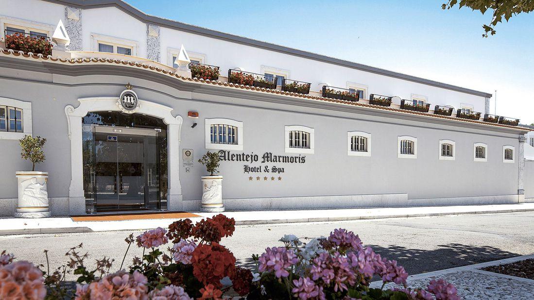 Alentejo Marmoris Hotel & Spa Eingang