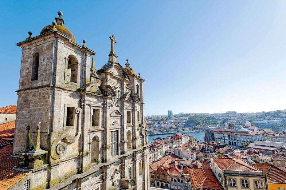 Nordportugal Panorama Porto