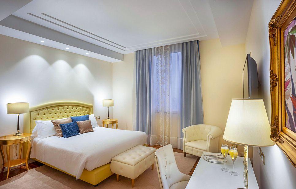Grand Hotel Salsomaggiore Zimmer