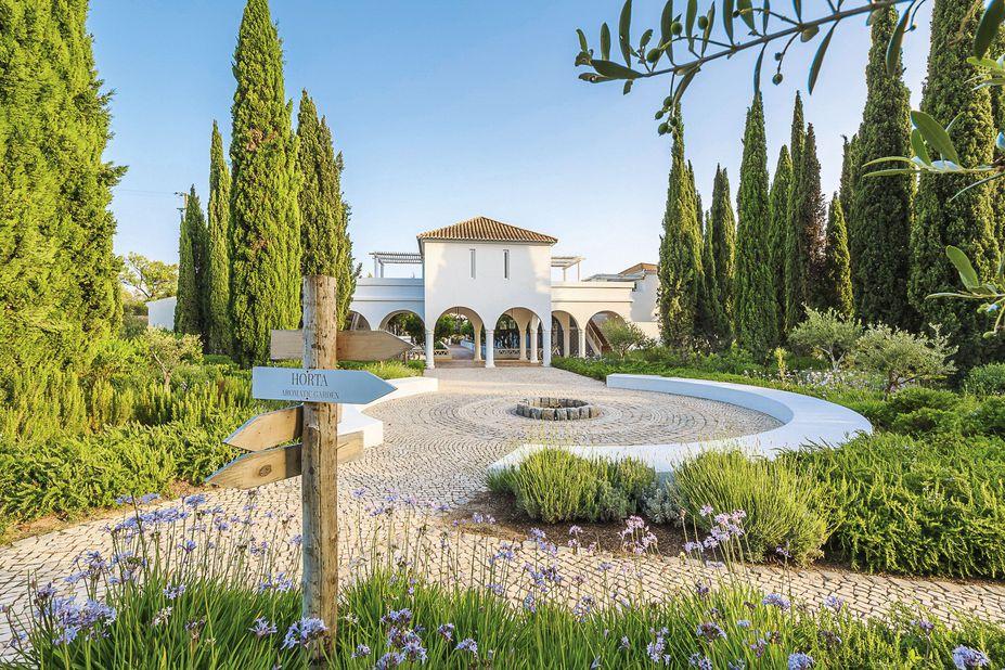 Vila Monte Farm House Garten