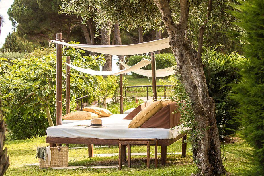 Blue & Green Vilalara Thalassa Resort Garten