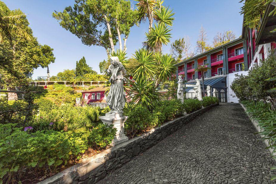 Quinta do Monte Panoramic Gardens Garten