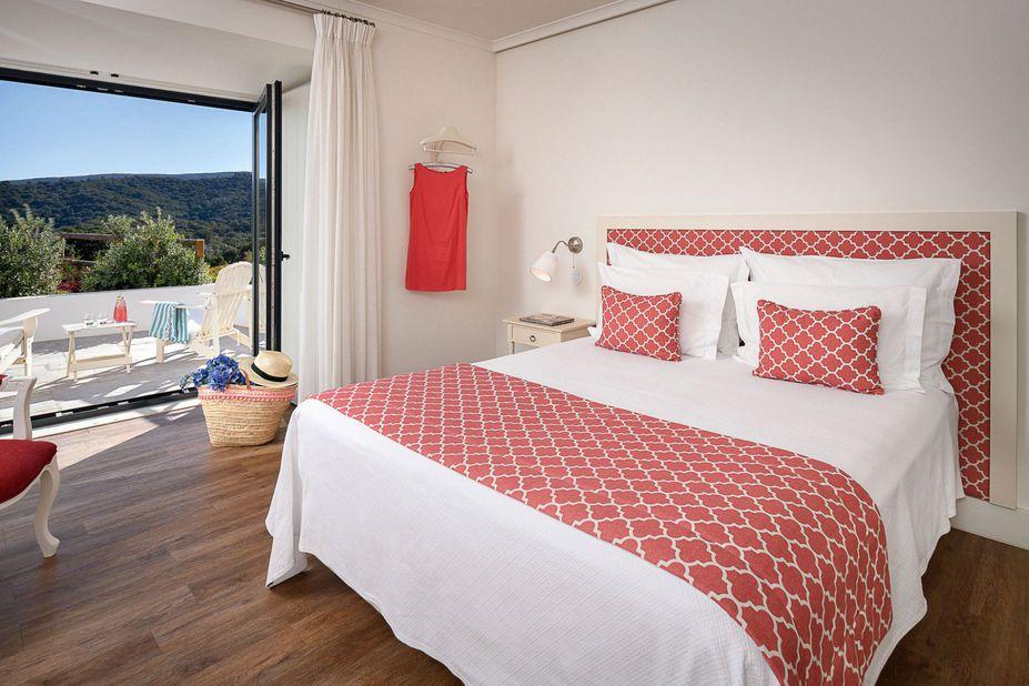 Hotel Casa Palmela Zimmer