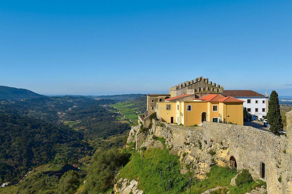 Pousada Castelo Palmela - Historic Hotel Weitblick