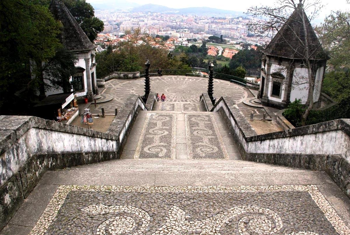 Braga Pflasterkunst
