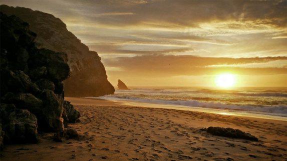 Praia da Adraga Wandern