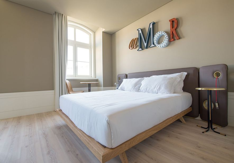 My Story Hotel Rossio Zimmer