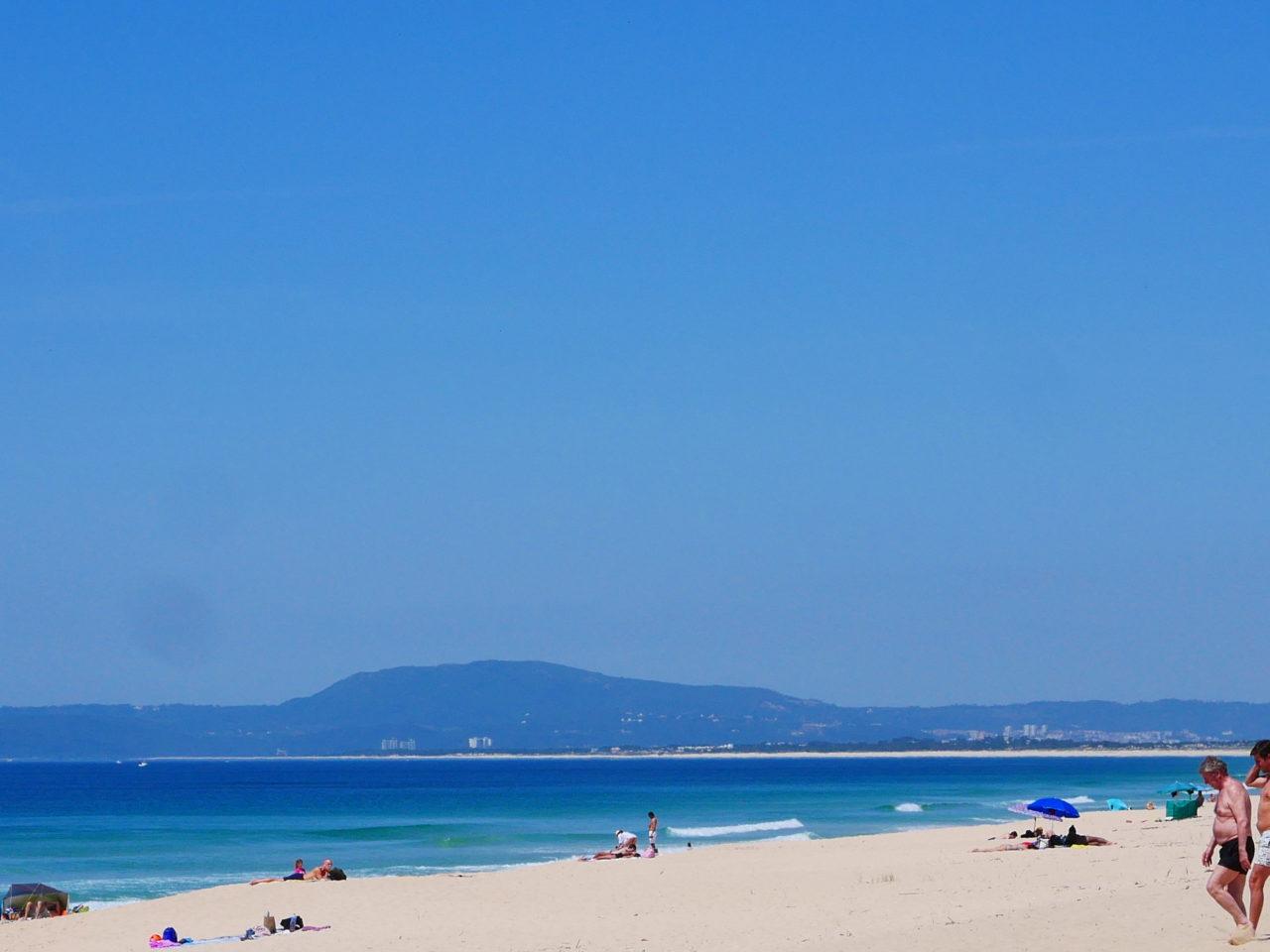 Blaue Küste Alentejo