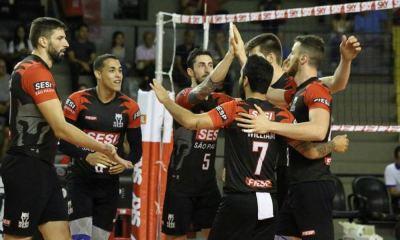 Sesi e Corinthians vencem na rodada da Superliga masculina 7b1efaad0f21f