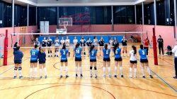 CF: Nell'ultima gara di andata, Olimpia cala il tris e vince 3-0 contro SDB Volley Project Montelupo