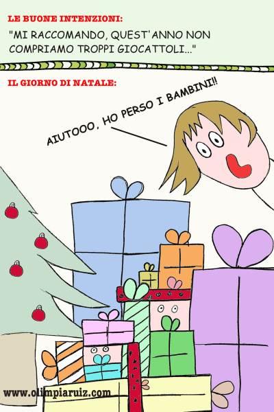Vignette - Troppi regali