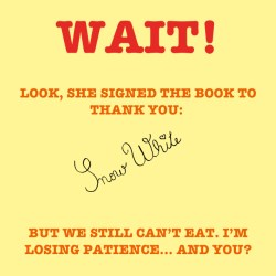 Wait! A book to teach children to be patient…