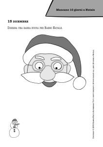 24 giorni a Natale - Diario di un elfo pasticcione - Schede attività Natale