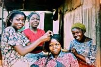 Instantâneas da África - Foto: Diego Di Niglio
