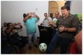 Cerimônia de abertura da I Copinha Olinda de Futebol. Foto: Luiz Fabiano/Pref.Olinda