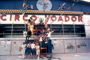 A Farra do Circo. Filme sobre a geração que formou o Circo Voador. Foto: Divulgação/MIMO