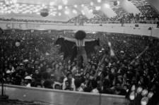 Triunfo. Cinebiografia do pai do hip hop brasileiro, Nelson Triunfo, que completa 60 anos de uma vida dedicada à arte. Foto: Divulgação MIMO