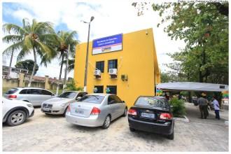 A sede da Secretaria de Esportes, Lazer e Juventude de Olinda, fica na Vila Olímpica, em Rio Doce. Foto: Luiz Fabiano/Pref.Olinda