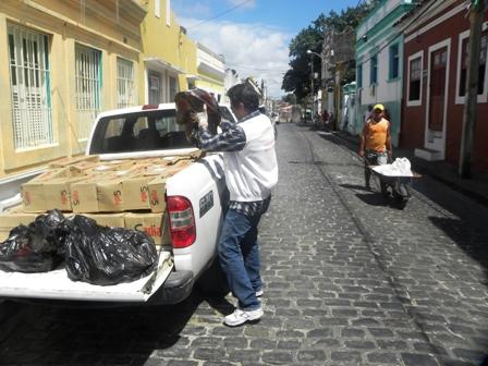 Bodega do Véio. Foto: Secretaria de Saúde de Olinda