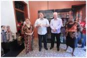 Tereza Costa Rêgo, Renildo Calheiros, Lucilo Varejão e Judite Botafogo. Foto: Luiz Fabiano/Pref.Olinda