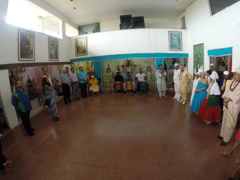 Palácio de Iemanjá. Foto: Luiz Fabiano/Pref.Olinda