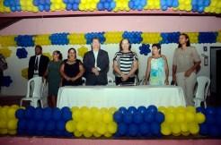 Formatura do Programa Brasil Alfabetizado em Olinda. Foto: Diego Galba/Pref.Olinda