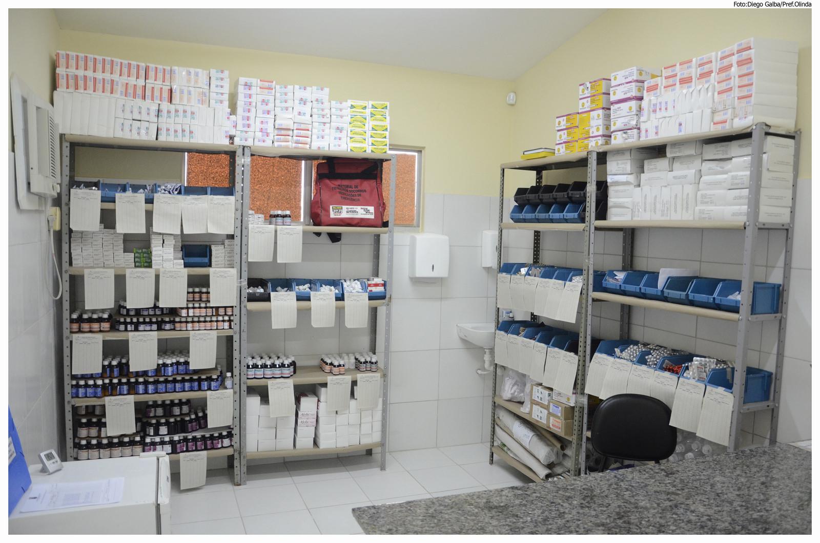 Requalificação da Unidade de Saúde da Família de Vila Popular. Foto: Diego Galba/Pref. Olinda