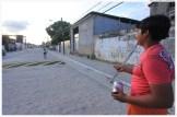 Urbanização integrada na rua Rua Francisco Fernandes da Rocha, Vila Popular. Foto: Luiz Fabiano/Pref.Olinda