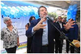 Inauguração do CRAS 6. Foto: Luiz Fabiano/Pref.Olinda