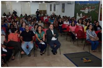 Lançamento de projeto de sustentabilidade smbiental na educação de Olinda. Foto: Diego Galba/Pref.Olinda