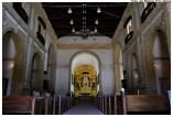 Interior da Igreja do Carmo reformada. Foto: Jan Ribeiro/Pref.Olinda