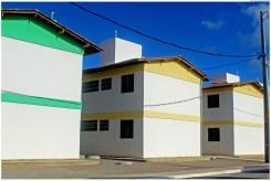Unidades habitacionais entregues em Jardim Fragoso. Foto: Monique Veloso/Pref.Olinda