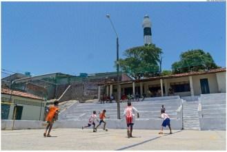 Torneio de futebol realizado durante o projeto Olinda em Ação, no bairro de Amaro Branco. Foto: Anizio Silva/Pref.Olinda